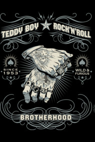 Teddy Boy Brotherhood