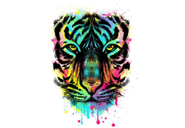 Hunting For Colors  Artwork
