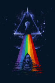 Limited Edition - Dark Side of the Mystery