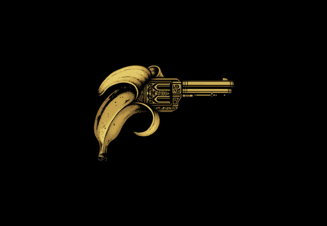 Banana Gun  Artwork