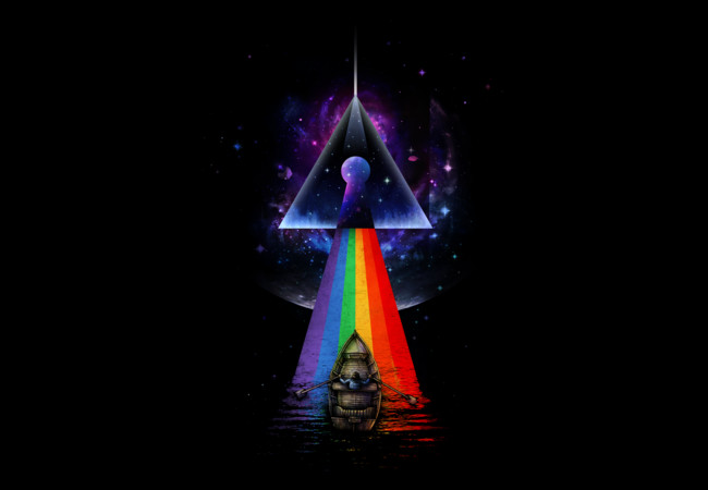 The Dark Side of the Mystery  Artwork
