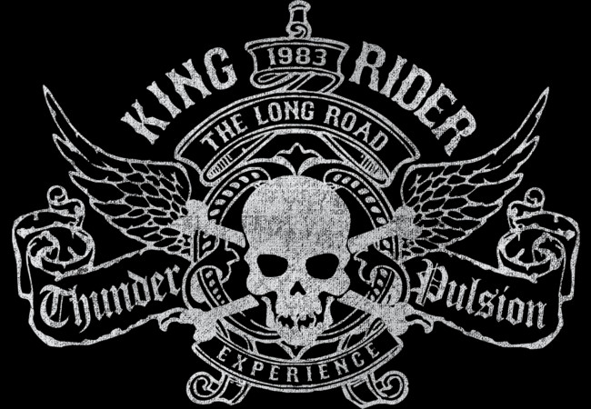 KING RIDER  Artwork
