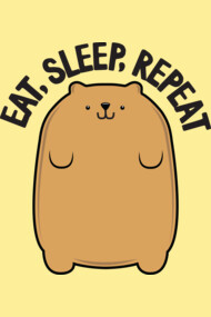 Eat, Sleep, Repeat