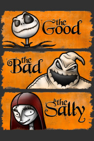 The Good, The Bad, & The Sally
