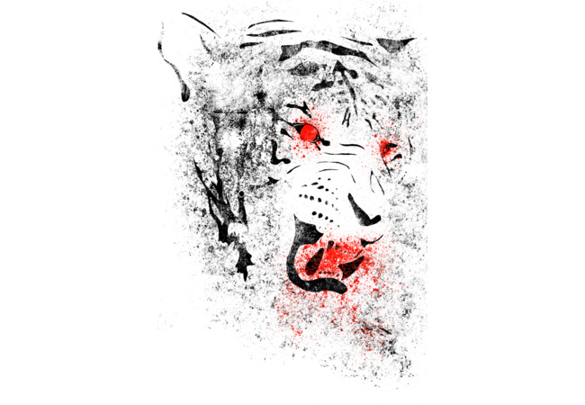 Panthera Tigris  Artwork