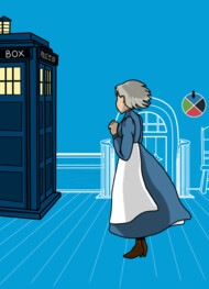 Howl's Moving Tardis