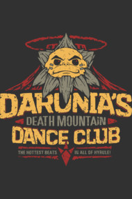 Darunia's Death Mountain Dance Club