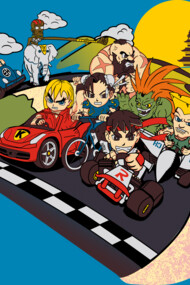 Super Fighter Kart