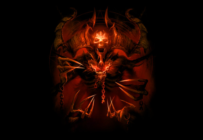 Mephisto - Lord of Hatred  Artwork