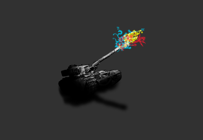 Tank Shot  Artwork