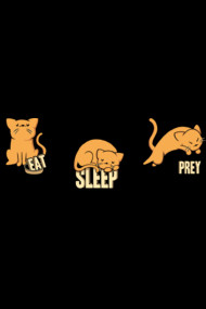 Cats: Eat, Sleep, Prey