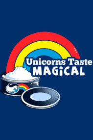 Unicorns Taste Magical