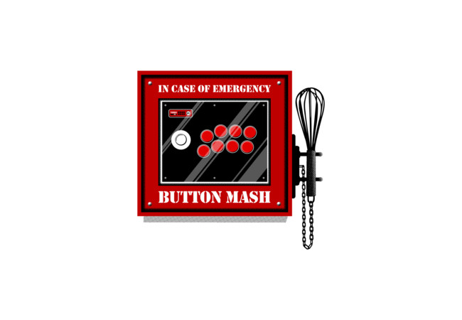 Button Mash  Artwork