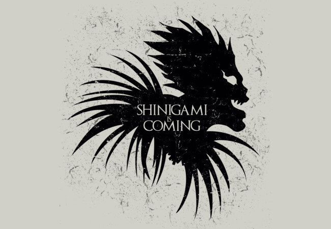Shinigami is Coming  Artwork