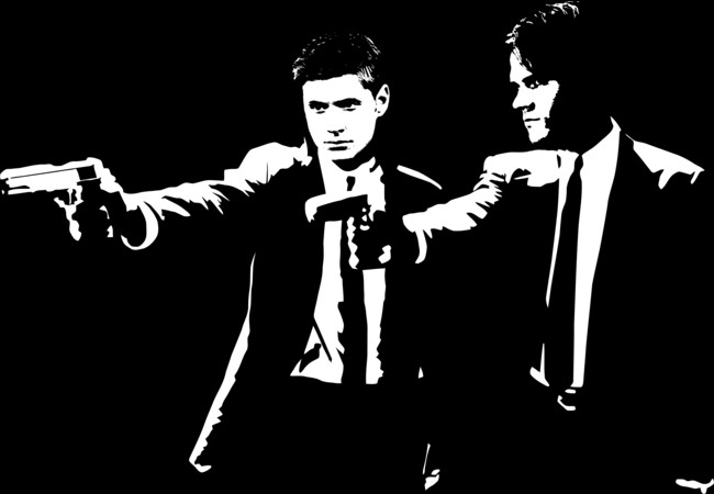 Supernatural Fiction  Artwork