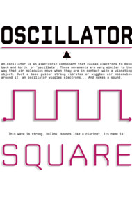 Oscillator Series, Square