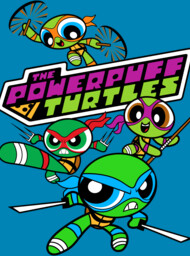 The Powerpuff Turtles