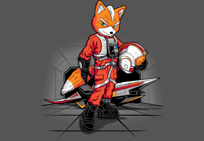 Rebel fox  Artwork