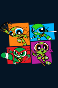 Power POP Turtles