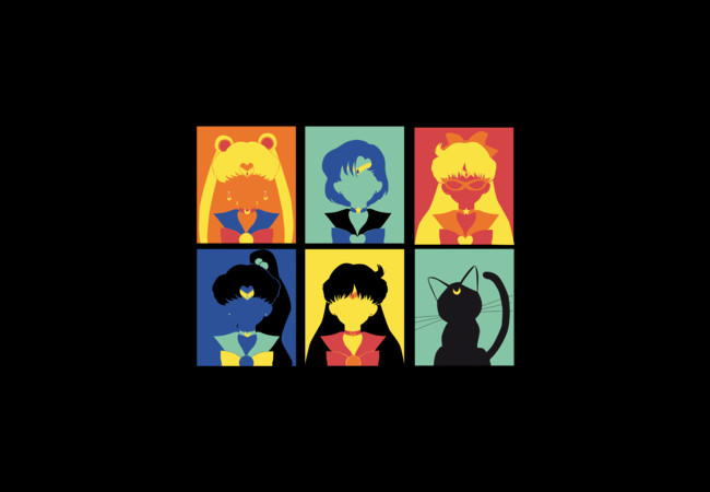 Sailor Pop Art  Artwork