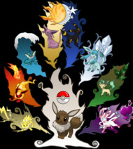 Eeveelution Tree ver. 2