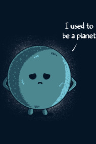 I used to be a planet