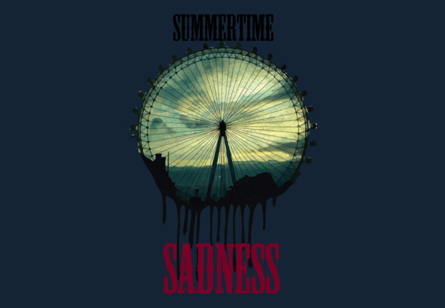 Summertime Sadness  Artwork