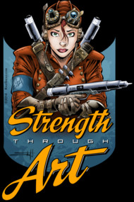 Strength Through Art II