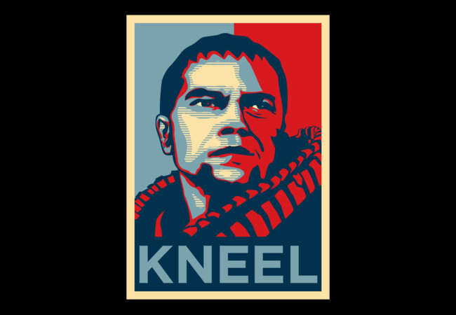 Kneel  Artwork