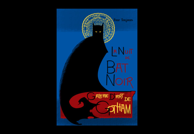 La Bat Noir  Artwork