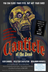"""Canticle of the Dead"" Movie Poster"