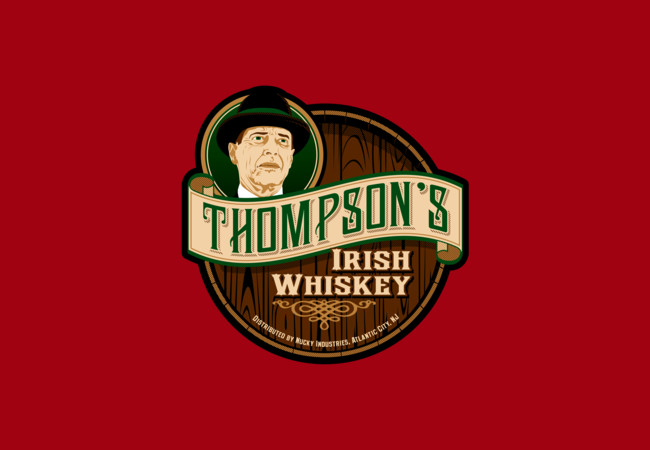 Thompson's Whiskey  Artwork