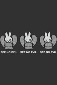 Little Weeping Angels See No Evil
