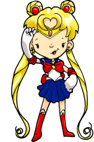 Pretty Solider Sailor Moon