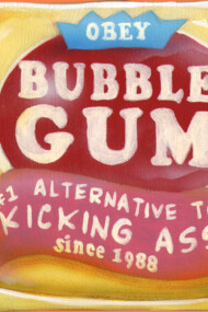 Obey Bubble Gum