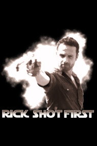 Rick Shot First