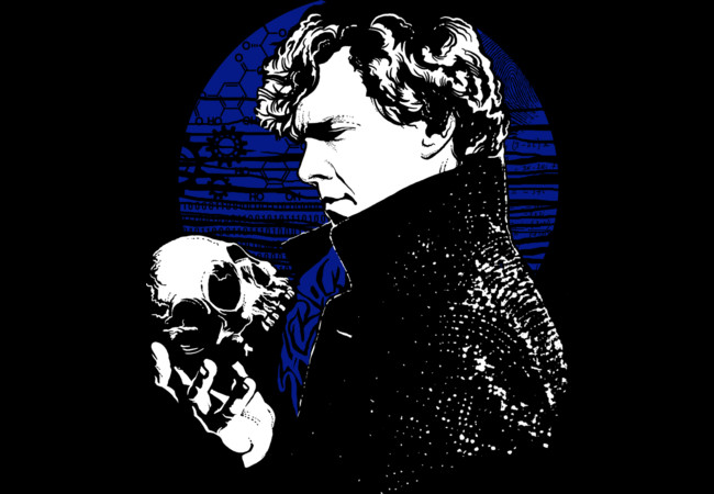 Sherlock's Mind Palace  Artwork