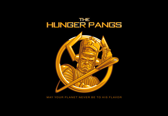 The Hunger Pangs  Artwork
