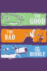 The Good, The Bad and The Bubbly