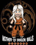 khaleesi, mother of dragon balls