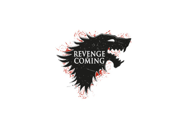 Revenge is coming  Artwork