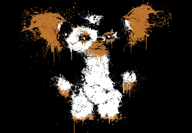 Gizmo painting  Artwork