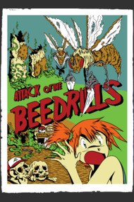 Attack of the Beedrills