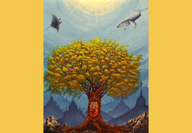 Tree of Life  Artwork
