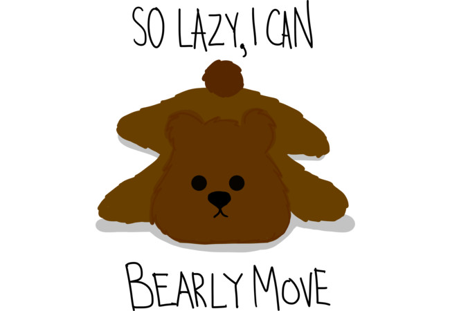 So lazy...  Artwork