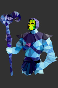 Polygon Heroes - Skeletor