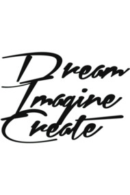 Dream Imagine Create scripted