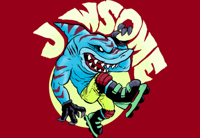 JAWSOME!  Artwork
