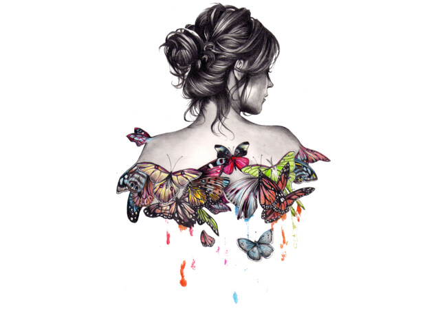 Butterfly Effect  Artwork
