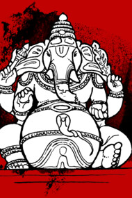Ganesha, the Elephant God